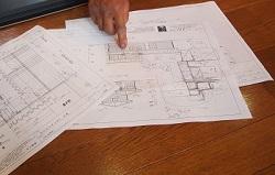 """リフォームの家づくりの流れの基本設計プランご提案の画像""""flow-renova5"""""""