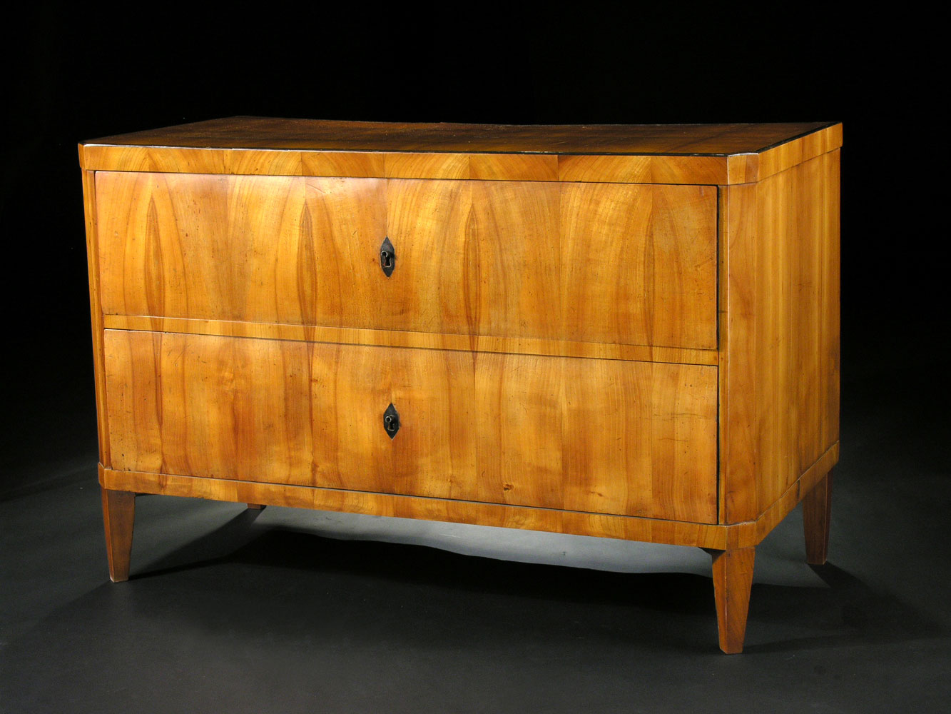 Biedermeier Kommode Münchener Biedermeier Kommode Hampel Fine Art Auctions
