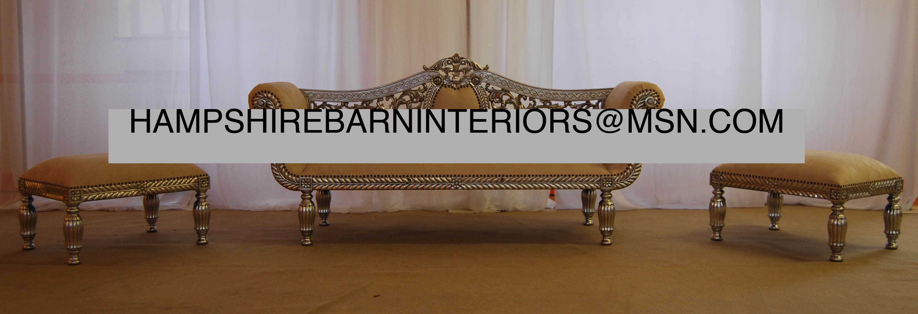 Chaise Longue Telephone Table Search Results Hampshire Barn Interiors Chaise Longue