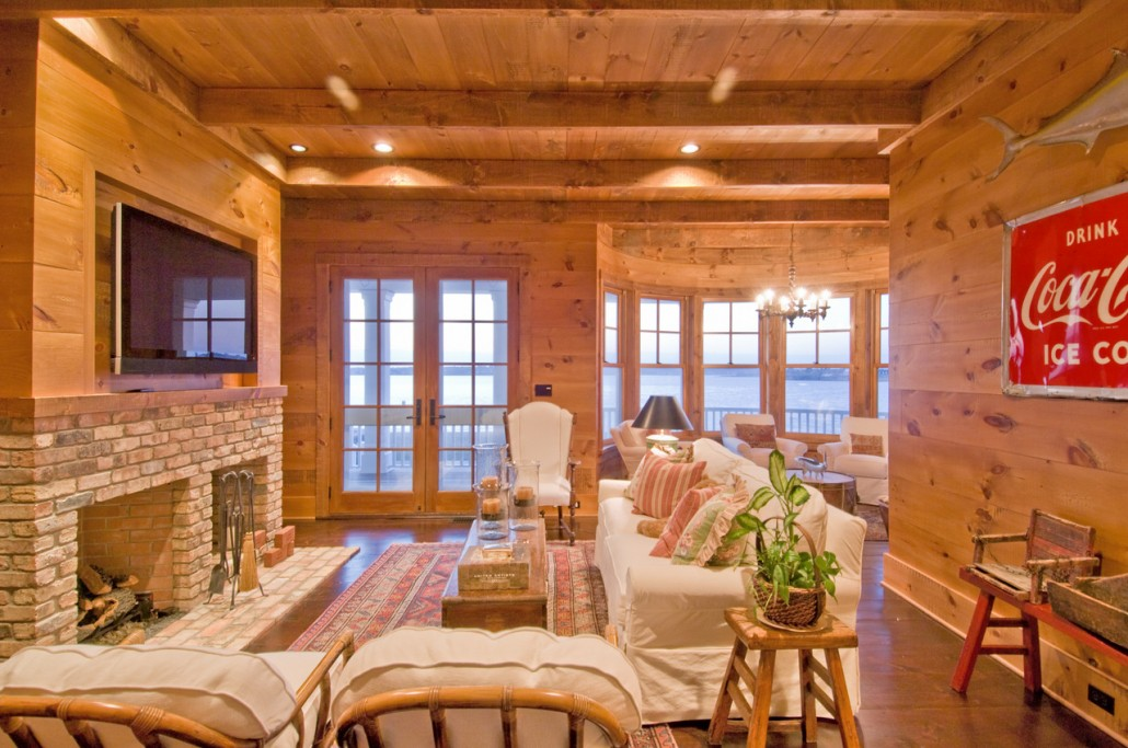 Living Areas Hamptons Habitat
