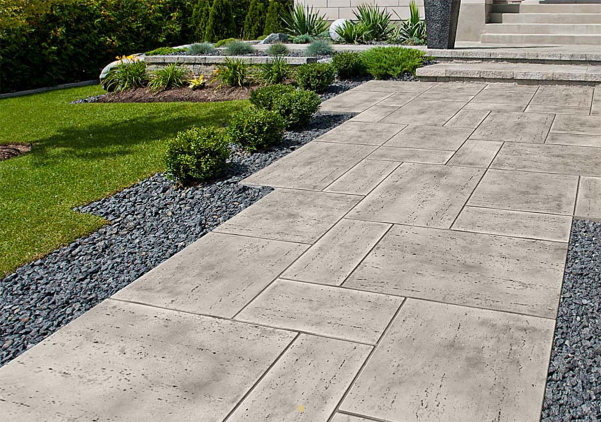 Contemporary Driveway Contemporary Driveway Pavers Pictures To Pin On Pinterest