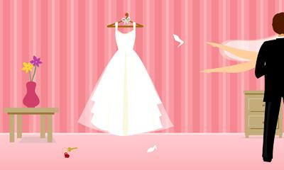 結婚衣装イメージ