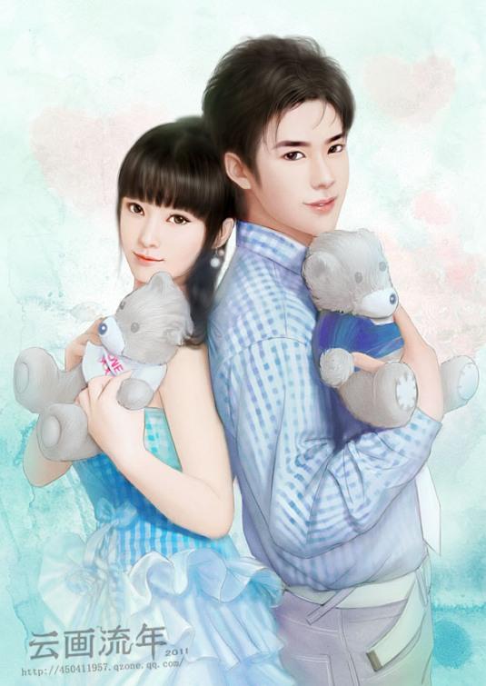 Cute Korean Anime Wallpaper H 236 Nh ảnh Ng 244 N T 236 Nh Hiện đại H 224 N Tuyết L 226 U