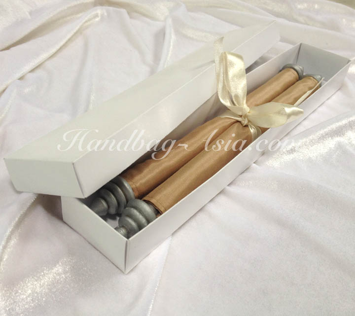 Scroll Invitation In Mailing Box Handbag Asiacom