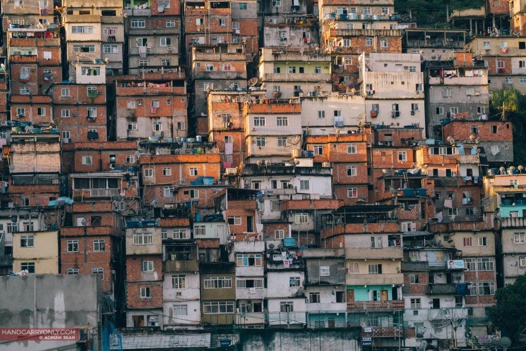 favelas in rio de janeiro brazil