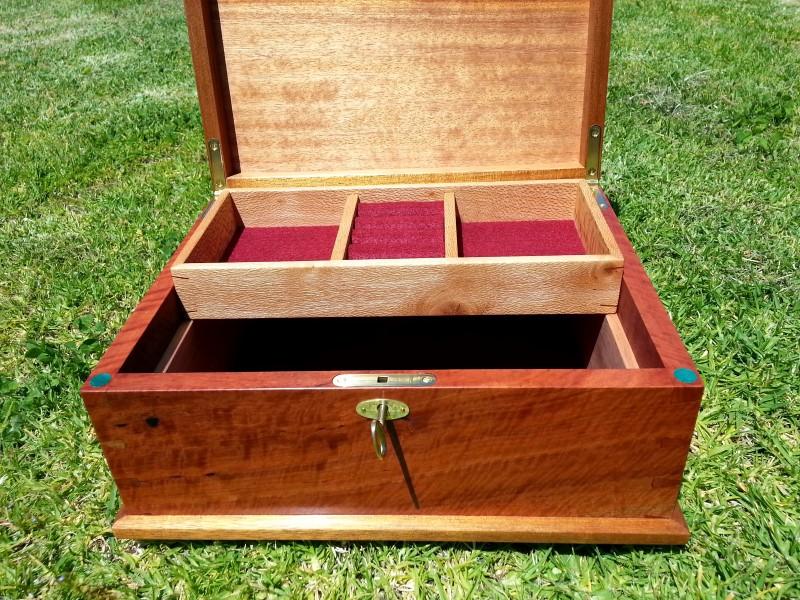 Wooden Boxes Australian Workshop Creations