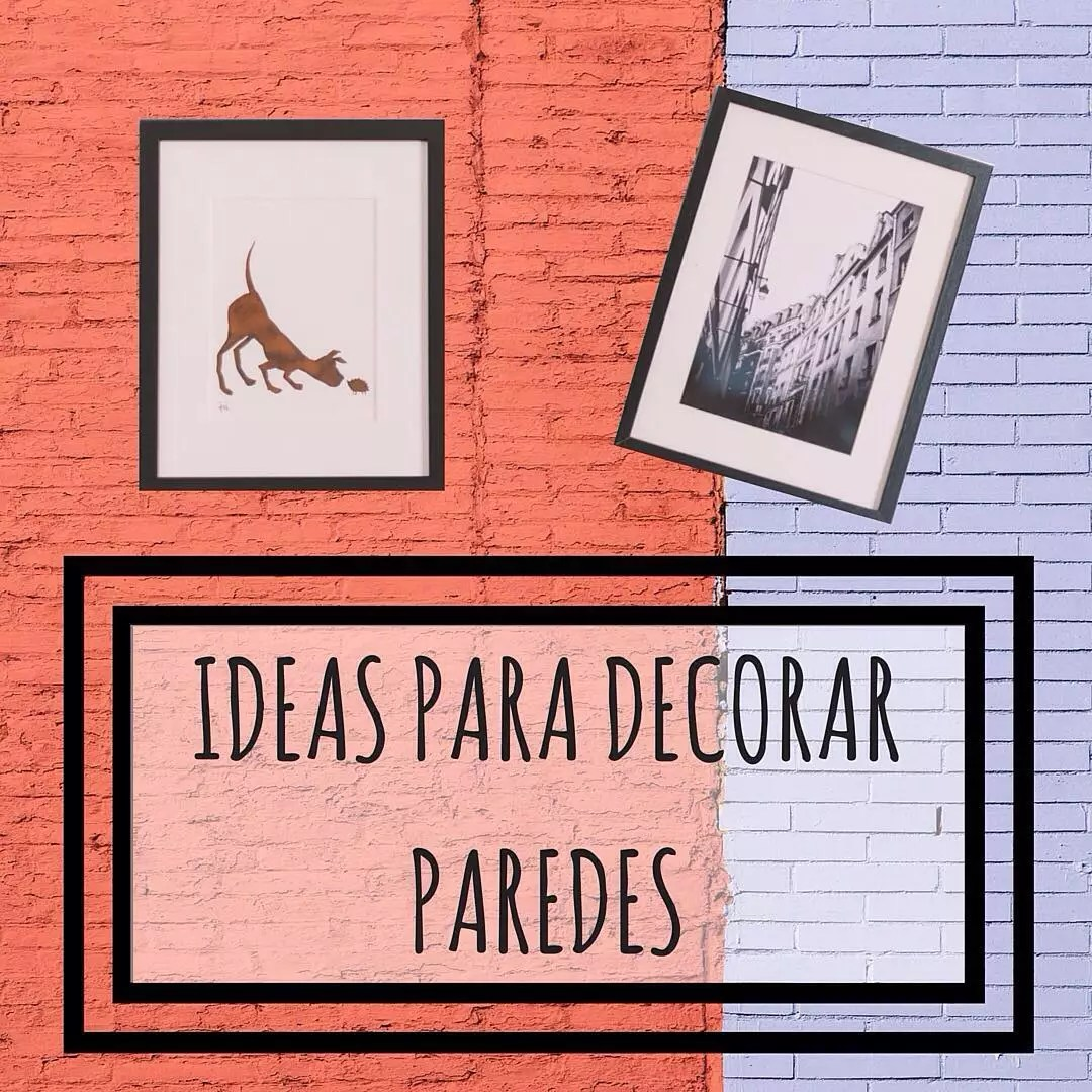 Para Decorar 8 Ideas Originales Para Decorar Paredes De Casa Handfie