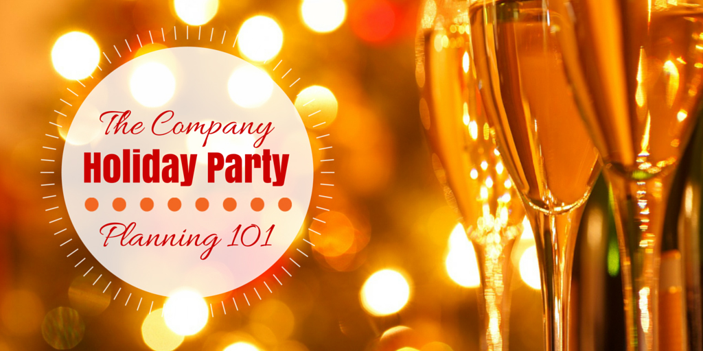 Bay Area Corporate Event Catering - Company Holiday Party Planning 101