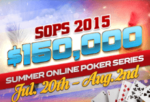 Summer Online Poker Series