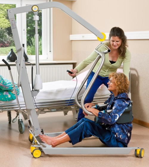 Hohes Bett Mobile Lifter 1640 - Handi-move