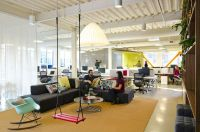 8 Amazingly Cool Office Designs! - Hand Luggage Only ...