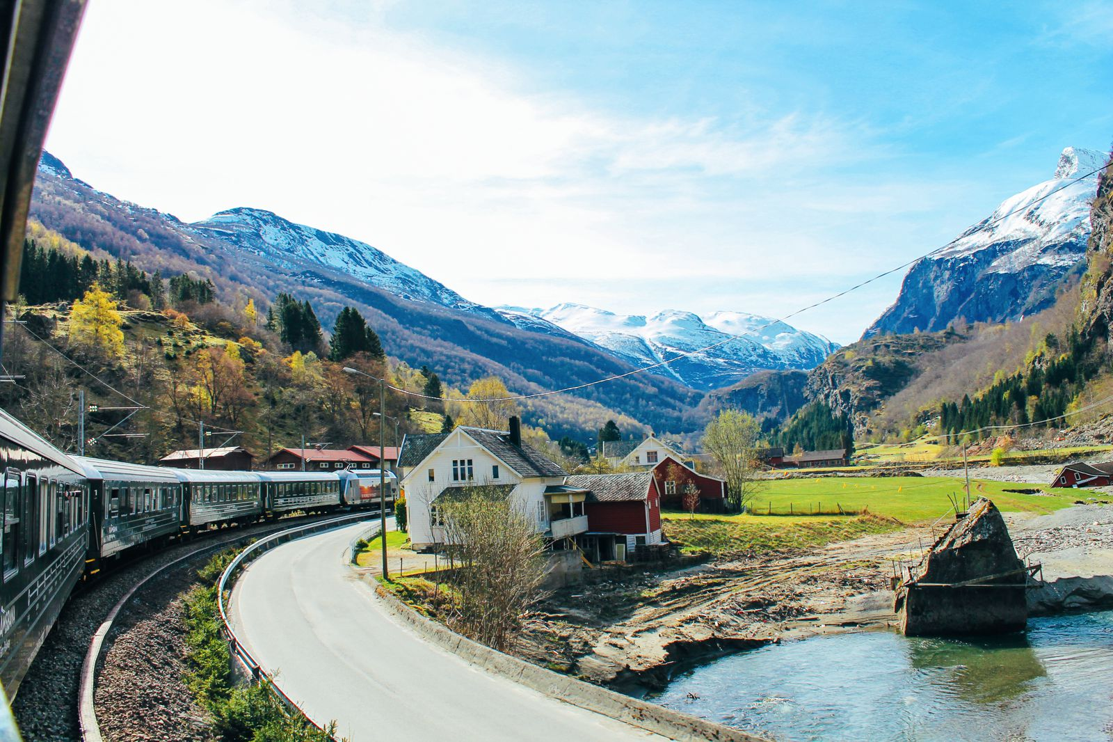 Norway Train The Flamsbana Experience Norway S Most Scenic Train Journey