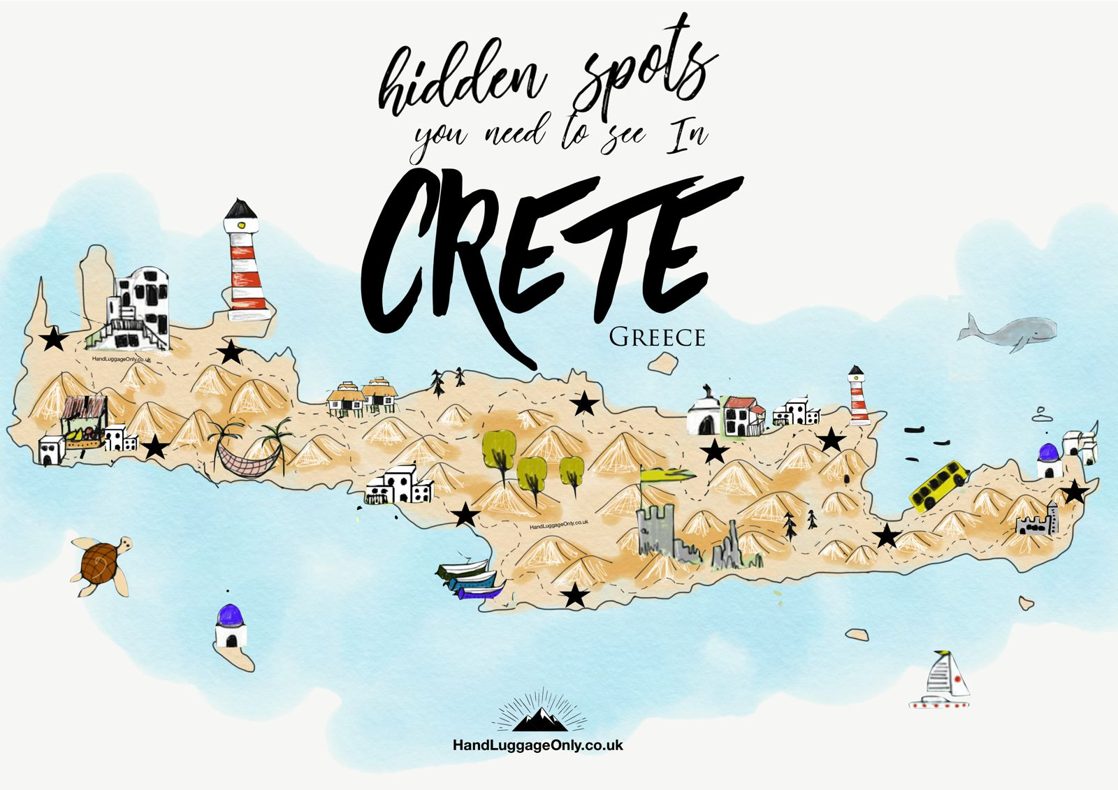 Do Things 14 Amazing Things To Do In Crete Greece Hand Luggage Only