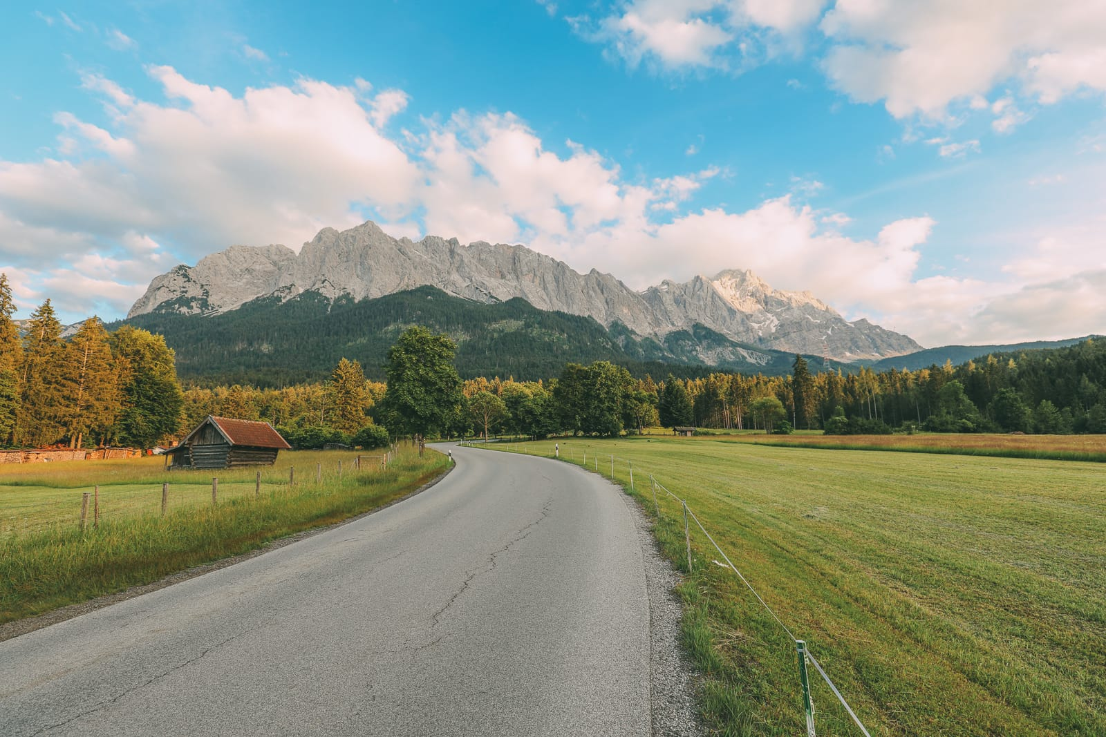 Beautiful One Zugspitze And Eibsee The Tallest Mountain And One Of The Most