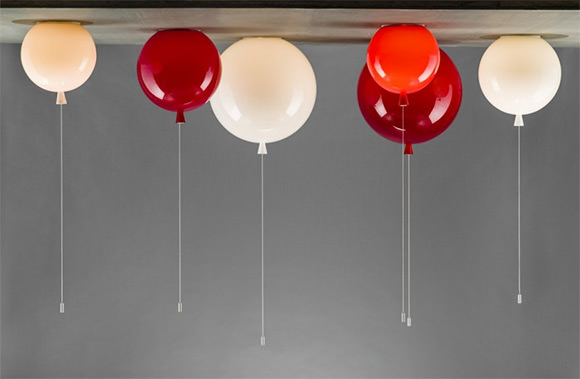 Wand Lamp Light Up Your Child's Room With Balloons ⋆ Handmade Charlotte
