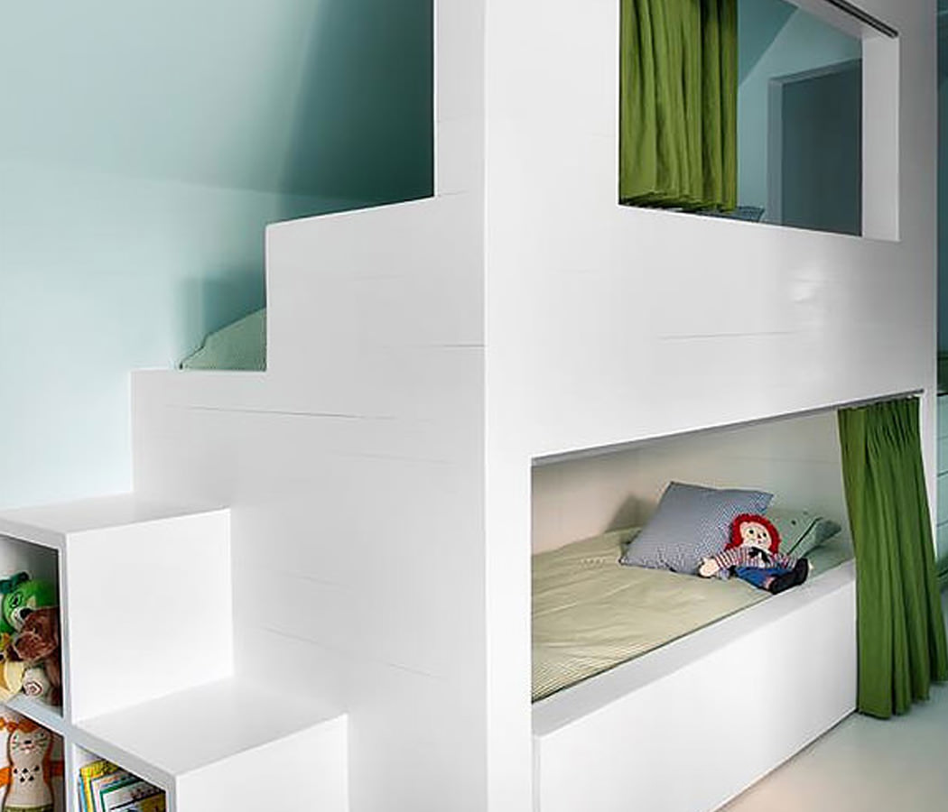 Built In Bed Nook 8 Amazing Hideaway Spaces For Kids Handmade Charlotte