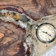 Antique fob watch