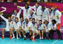 JO handball france