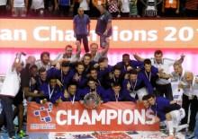 CHAMPION Jeune U18 2016 médaille