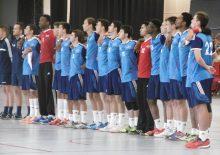 France jeune - Hongrie hymne 2016