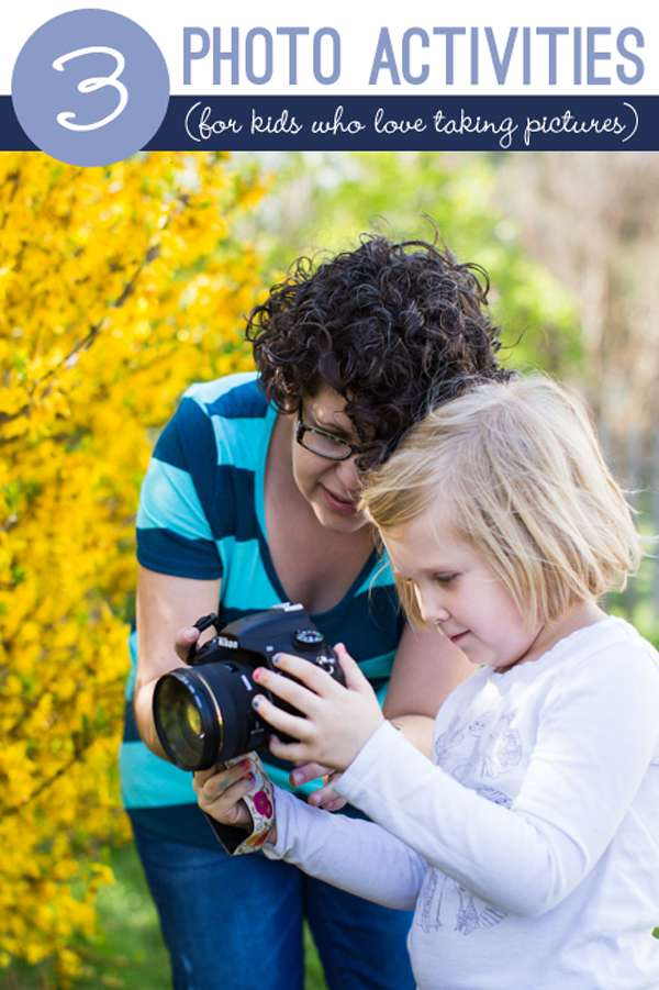 3 Photo Activities For Kids Who Love Taking Pictures Hands On As