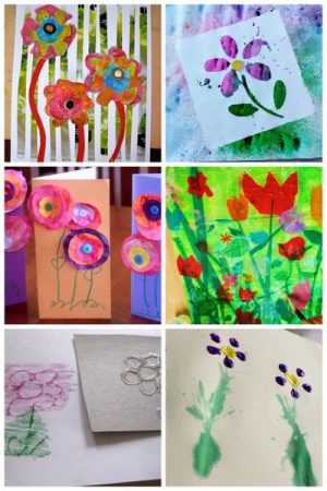 Spring Crafts  Activities for Kids - photo of spring