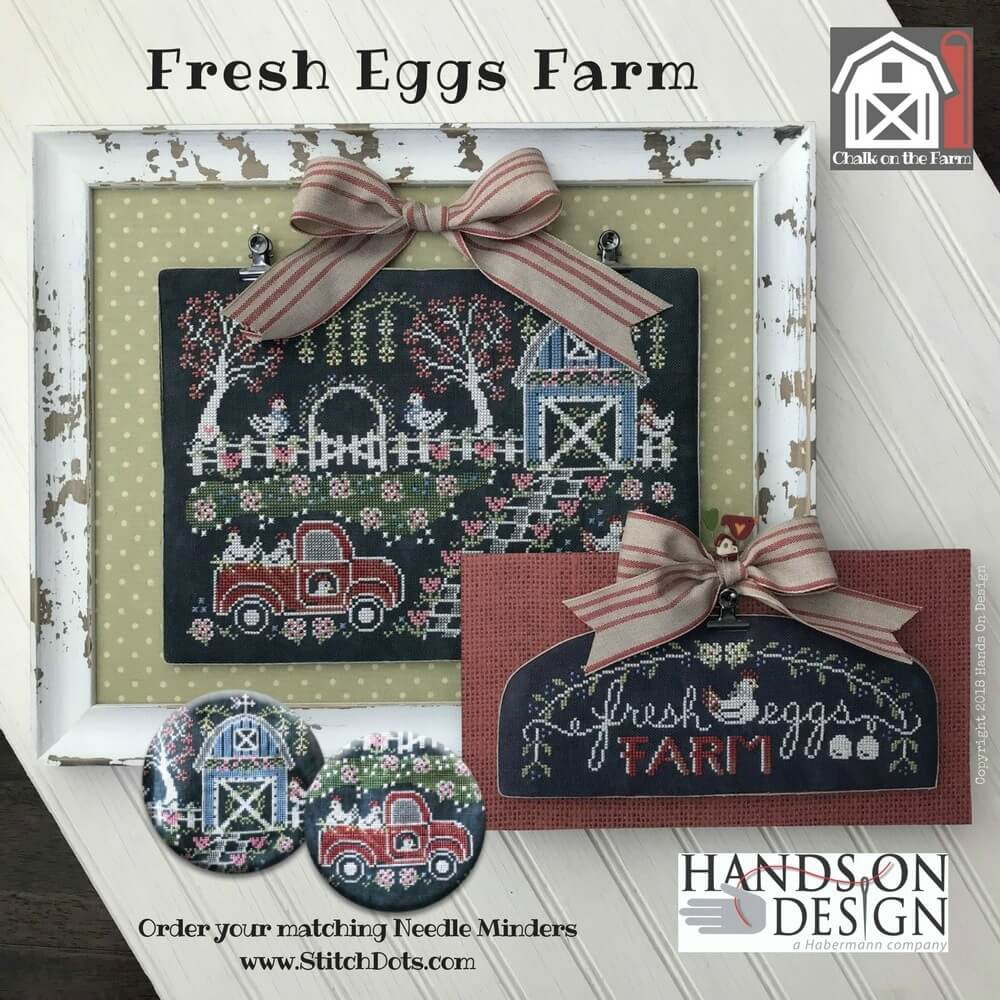 Barn Door Frame Fresh Eggs Farm: Chalk On The Farm - Hands On Design