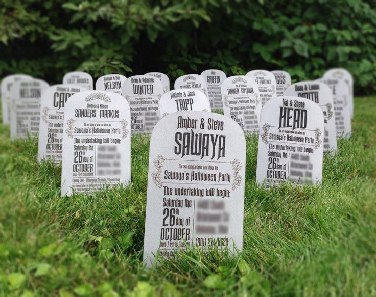 Halloween Tombstone Names Cartoonviewco