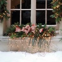 Outdoor Christmas Decorations Ideas