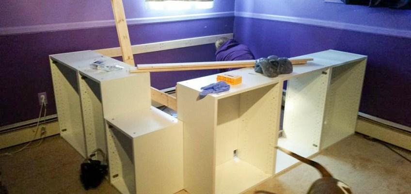 IKEA Hack Platform Bed Builder Greg Walraven HandyDadTV