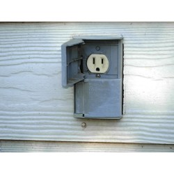 Small Crop Of Outdoor Outlet Cover