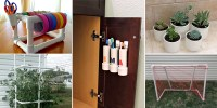 cool things to make with pvc pipe 15 easy pvc pipe ...