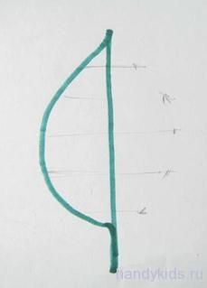 Как рисовать симметричные фигуры