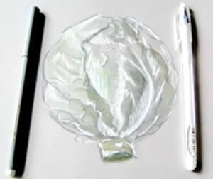 Рисунок капуста