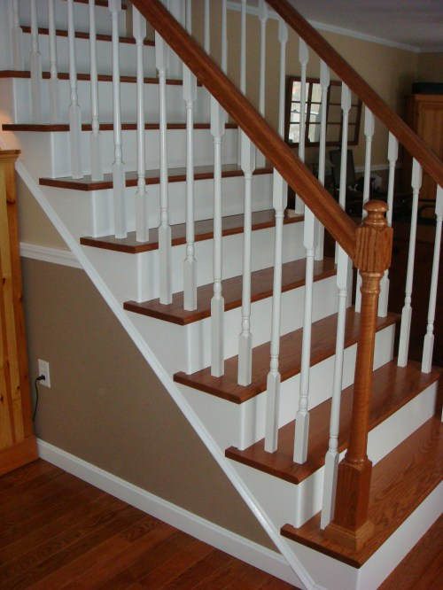 Medium Of How To Carpet Stairs