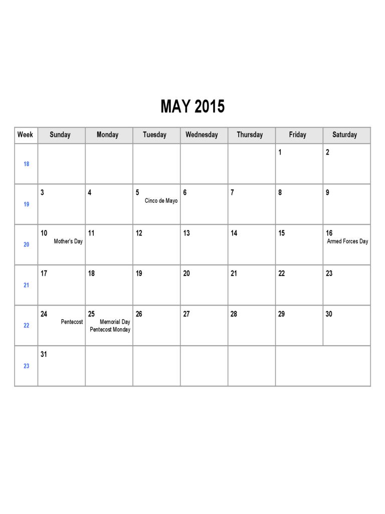 december 2015 fillable calendar