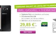 Gasgrill T22+ Samsung A5+ Allnet+ 2GB LTE nur 29,85€ mtl.