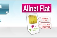 Telekom Allnet Flat + 1500 MB nur 7,99€ mtl. Sonder-Aktion!