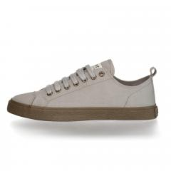 Frozen Farbe Ethletic Sneaker Goto Vegan Locut Collection 18 Farbe Frozen Olive Aus Bio Baumwolle