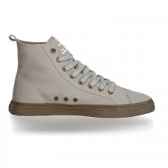Frozen Farbe Ethletic Sneaker Goto Vegan Hicut Collection 18 Farbe Frozen Olive Aus Bio Baumwolle