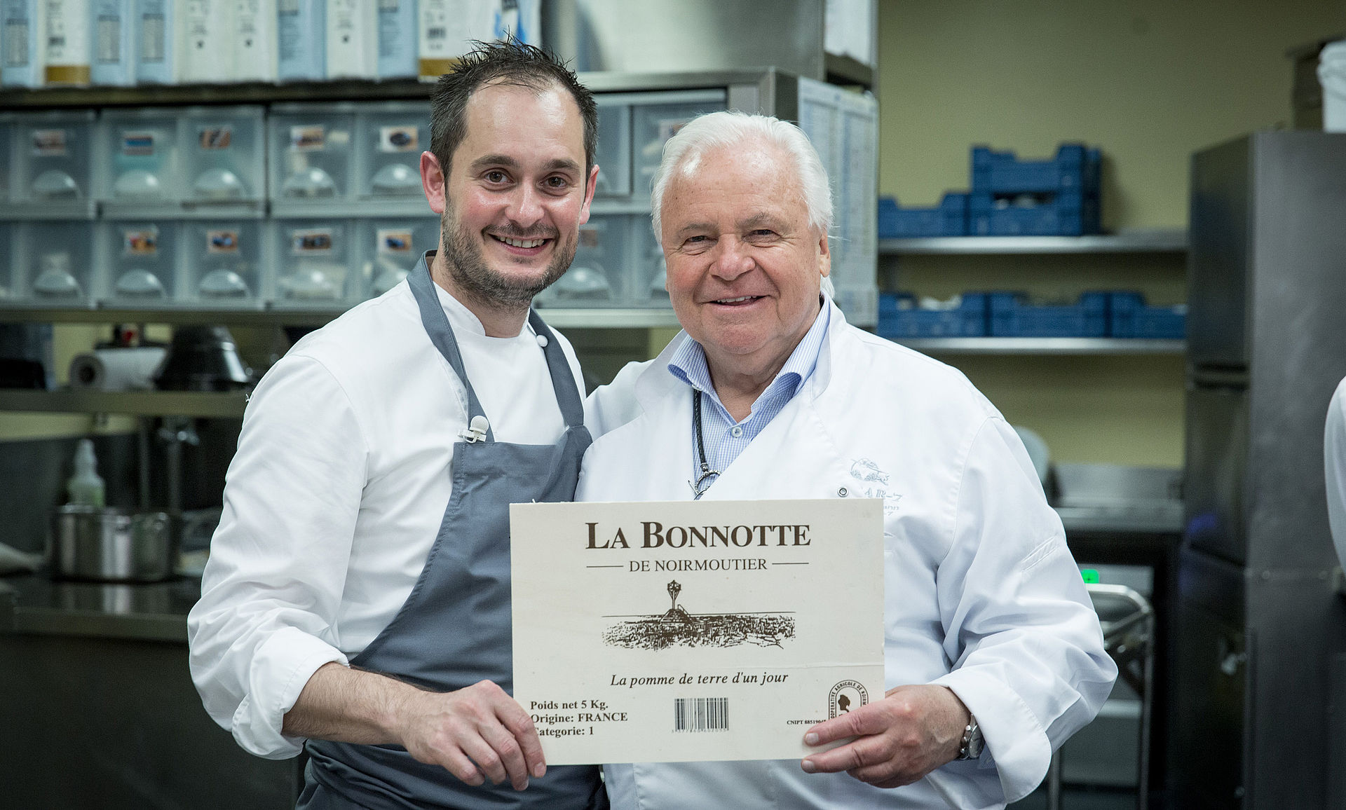 Couillon Noirmoutier An Island Chef Making Big Waves
