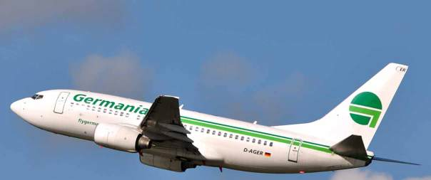 GERMANIA-AIRLINES