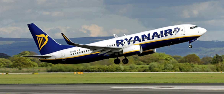 Ryanair | Mε 10 ευρώ πετάς από Χανιά προς 4 ευρωπαϊκούς προορισμούς!