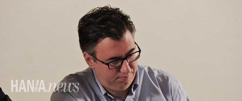 Εξελίξεις στην ΠΑΕ Πλατανιάς | Πρόθεση παραίτησης από τον Δ. Αλεξάκη - Β' αντιπρόεδρος ο Μ. Βαϊδάκης