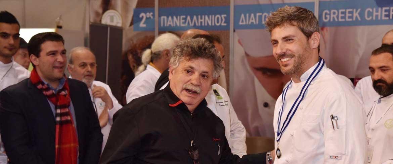 Μανώλης Παπουτσάκης: «Αισθάνομαι πως γεννήθηκα σε μια κουζίνα»