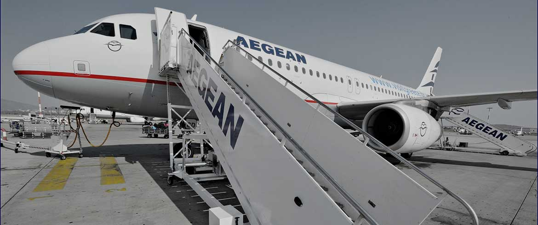 Aegean - Olympic Air | Αλλαγές στις πτήσεις από Χανιά προς Αθήνα και Θεσσαλονίκη
