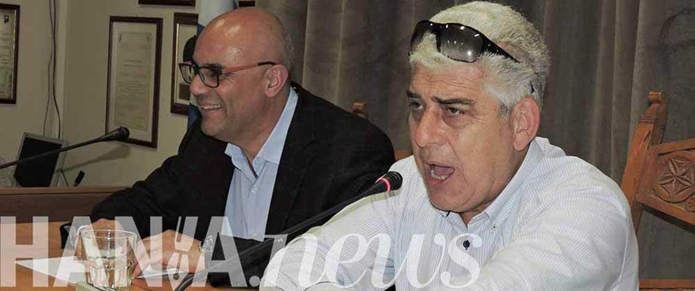 Υποψήφιος δήμαρχος Χανίων και ο Μανώλης Κεμεσίδης!
