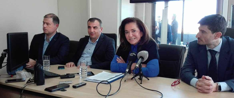 Χανιά | Βγαίνει μπροστά η Ντόρα Μπακογιάννη με μήνυμα ενότητας