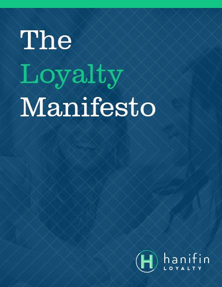 The Loyalty Manifesto : eBook Cover
