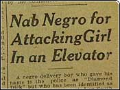 Tulsa Race Riot Newspaper Article